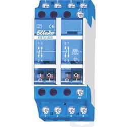 Impulzný spínač Eltako XS12-220-230V 21220930, 2 spínacie, 2 rozpínacie, 230 V, 15 A