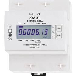 Třífázový elektroměr digitální 80 A Eltako DSZ15DE-3x80A