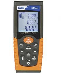 Laserový měřič vzdálenosti HT Instruments DM40 1009790, max. rozsah 40 m