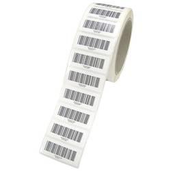 Etikety s čárovým kódem HT Instruments Barcodeetiketten lfd. Nr. 2001-3000 2008552