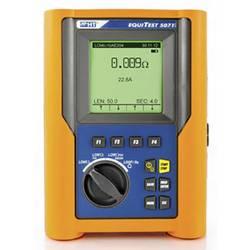 Tester uzemnění HT Instruments EquiTest HT5071 Kalibrováno dle DAkkS