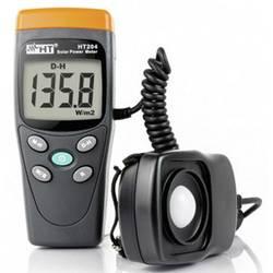 Měřič solární energie HT Instruments HT204, Kalibrováno dle bez certifikátu, 1006100