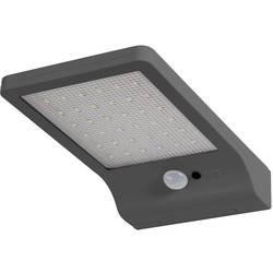 Venkovní solární nástěnné osvětlení LEDVANCE 4058075267862 DoorLED Solar L 3 W, studená bílá, stříbrná