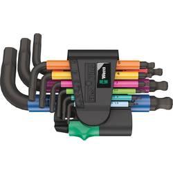 Sada klíčů inbus Wera 950/9 Hex-Plus Multicolour 2 05133164001, 9dílná