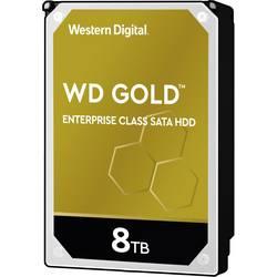 "Interní pevný disk 8,9 cm (3,5"") Western Digital Gold™ WD8004FRYZ, 8 TB, Bulk, SATA III"