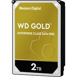 "Interní pevný disk 8,9 cm (3,5"") Western Digital Gold™ WD2005FBYZ, 2 TB, Bulk, SATA III"
