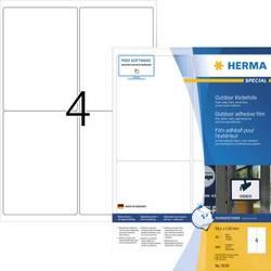 Herma 9539 etikety (A4) 99.1 x 139 mm fólie, matná bílá 160 ks extra silné Fóliové etikety