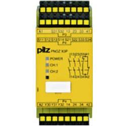 Bezpečnostní relé PILZ PNOZ X3P C 24VDC 24VAC 3n/o 1n/c 1so, 787310, 3 spínací kontakty, 1 rozpínací kontakt