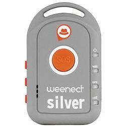 GPS tracker Weenect Silver 005-2002052, lokátor osob, šedá