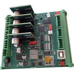 Emis Řídicí karta krokového motoru SMC-IC4 Provozní napětí (text) 12 V DC do 48 V DC Počet nastavitelných os 4 Rozhraní USB
