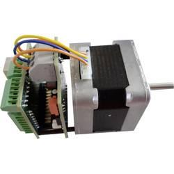 Krokový motor s regulátorem Emis SMC-dMOT-42 0.25 Nm 0.7 A 0.7 A Průměr hřídele: 5 mm
