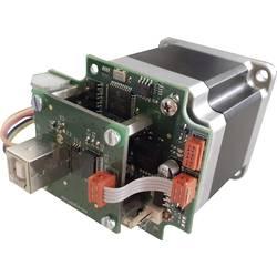 Krokový motor s regulátorem Emis SMC-dMOT-56 1.1 Nm 0.7 A 0.7 A Průměr hřídele: 6 mm