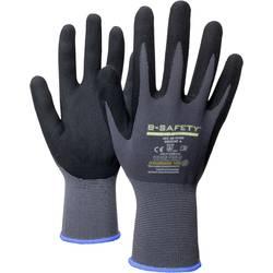Pracovní rukavice B-SAFETY ClassicLine Nitril HS-101004-7, velikost rukavic: 7