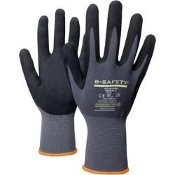 Pracovní rukavice B-SAFETY ClassicLine Nitril HS-101004-8, velikost rukavic: 8