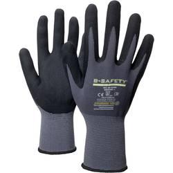 Pracovní rukavice B-SAFETY ClassicLine Nitril HS-101004-11, velikost rukavic: 11