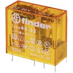 Relé do DPS Finder 8 A, 2 přepínací kontakty, 1 ks