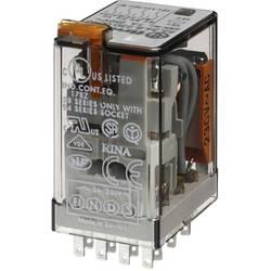 Finder 55.34.8.230.0054 zátěžové relé 230 V/AC 7 A 4 přepínací kontakty 10 ks Tray