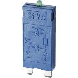 Zasouvací modul s diodou S EMV odrušením , S nulovou diodou 1 ks Finder vhodné pro sérii: lokátor řada 96