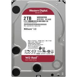 """Interní pevný disk 8,9 cm (3,5"""") Western Digital WD Red™ WD20EFAX, 2 TB, Bulk, SATA 6 Gb/s"""