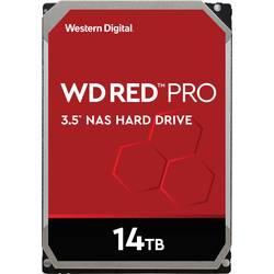 "Interní pevný disk 8,9 cm (3,5"") Western Digital WD Red™ Pro WD141KFGX, 14 TB, Bulk, SATA 6 Gb/s"