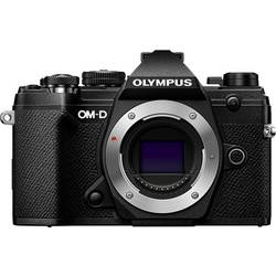 Systémový fotoaparát Olympus E-M5 Mark III, 20.4 MPix, černá