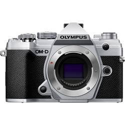 Systémový fotoaparát Olympus E-M5 Mark III, 20.4 MPix, stříbrná