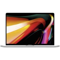 Apple MacBook Pro s ovladačem Touch Bar a snímačem otisků prstů Touch ID 40.6 cm (16 palec) Intel Core i9 16 GB AMD Radeon Pro MacOS stříbrná