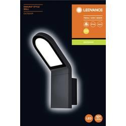 Venkovní nástěnné LED osvětlení LEDVANCE ENDURA® STYLE WALL L 4058075214132, tmavě šedá