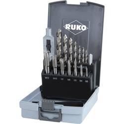 Sada strojních závitníků RUKO 245004RO, 15dílná, 1 sada