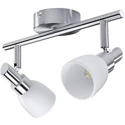 LED stropní svítidlo 4 W teplá bílá LEDVANCE LED Spot (EU) L 4058075268029 šedá