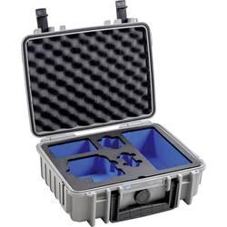 Outdoorový kufřík B & W outdoor.cases Typ 1000 1000/G/GoPro8 vhodné pro=GoPro Hero 8