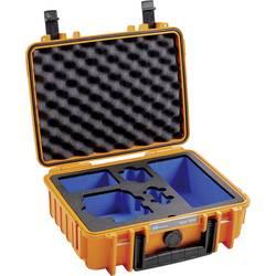 Outdoorový kufřík B & W outdoor.cases Typ 1000 1000/O/GoPro8 vhodné pro=GoPro Hero 8