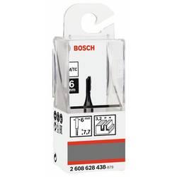 Drážkovací fréza Standard for Wood, 6 mm, D1 3,2 mm, L 7,7 mm, G 51 mm Bosch Accessories 2608628438 Průměr 7.70 mm