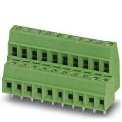 Svorkovnice pro tiskárny Phoenix Contact MKKDS 1/11-3,5 1751484, 1 mm², Pólů 11, zelená, 1 ks