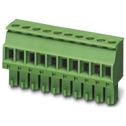 Zásuvkový konektor na kabel Phoenix Contact MCVR 1,5/13-ST-3,5 1863262, 46.3 mm, pólů 13, rozteč 3.5 mm, 1 ks