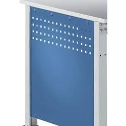 Manuflex ZB3350.5007 Boční panel pro univerzální standardní pracovní stoly, BxH 606 x 606 mm, pro stolní hloubka 800 mm