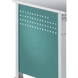 Manuflex ZB3350.5021 Boční panel pro univerzální standardní pracovní stoly, BxH 606 x 606 mm, pro stolní hloubka 800 mm