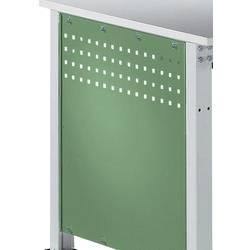 Manuflex ZB3350.6011 Boční panel pro univerzální standardní pracovní stoly, BxH 606 x 606 mm, pro stolní hloubka 800 mm