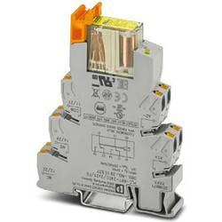 Reléový modul Phoenix Contact PLC-RPT- 24DC/2X21/FG, 24 V/DC, 2 přepínací kontakty, 1 ks