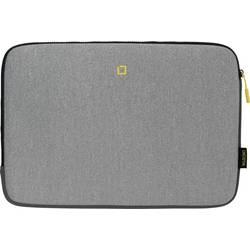 "Dicota obal na notebooky DICOTA Skin FLOW - Notebook-Hülle - 35.8 s max.velikostí: 35,8 cm (14,1"") šedá, žlutá"