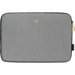 "Dicota obal na notebooky DICOTA Skin FLOW - Notebook-Hülle - 39.6 s max.velikostí: 39,6 cm (15,6"") šedá, žlutá"