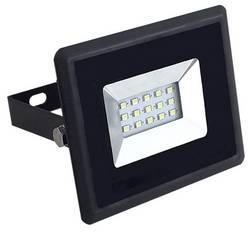 Venkovní LED reflektor V-TAC VT-4011 5942, 10 W, studená bílá, černá