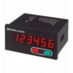 Digitální panelový měřič Pepperl & Fuchs KC-LED-96-1T-24VDC 215124