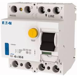 Proudový chránič Eaton 300299, 40 A 0.03 A 230 V, 400 V zbytkový proudový chránič 4pólový