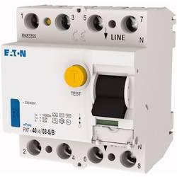 Proudový chránič Eaton 300301, 40 A 0.3 A 230 V, 400 V zbytkový proudový chránič 4pólový