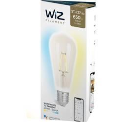 LED žárovka WiZ WiZ WZ31016471-C, E27, 6.5 W, bílá