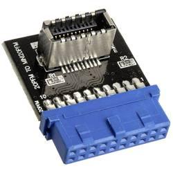 Základní deska Raijintek USB 3.0 20 Pin to USB Mini 20 Pin Frontpanel USB Typ C Adapter