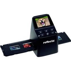 Skener diapozitivů, skener negativů integrovaný displej, se zásuvkou pro paměťová média, Reflecta x22-Scan, N/A