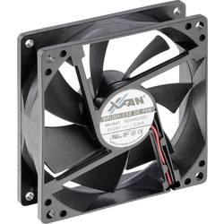Axiální ventilátor X-Fan RDH8025B2 RDH8025B2 24V, 24 V/DC, 33 dB, (d x š x v) 80 x 80 x 25 mm