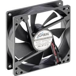 Axiální ventilátor X-Fan RDH9025S2 RDH9025S2 24V, 24 V/DC, 34 dB, (d x š x v) 92 x 92 x 25 mm